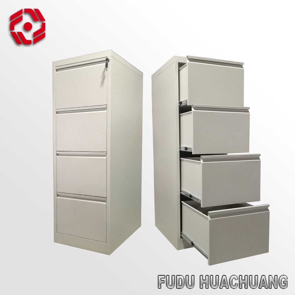 Office Furniture Vertical File Godrej 4 Drawer Steel Cabinet - Buy ...