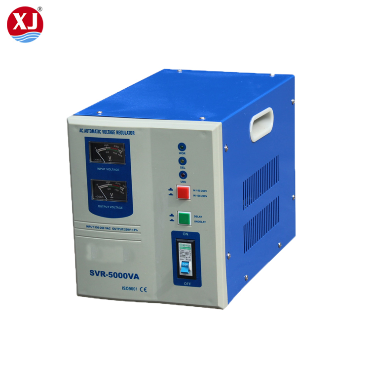 SVC 5000W230v 240v voltage stabilizer