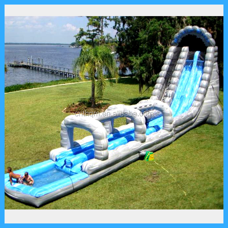 Inflatable Giant Slide: Giant Inflatable Pool Slide For Adult