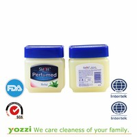 C6073 55g perfumed petroleum jelly vaselin body lotion