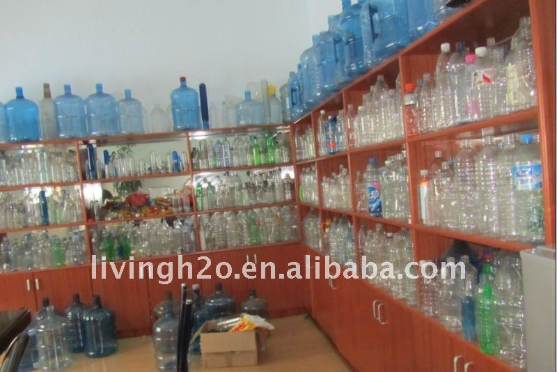 fully automatic pet bottle blowing moulding machine, plastic bottle making machine price