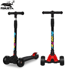 Factory Discount Price Magnetic Push Stepper Scooter Wind Rover Lintex Foldable Scooter For Kids