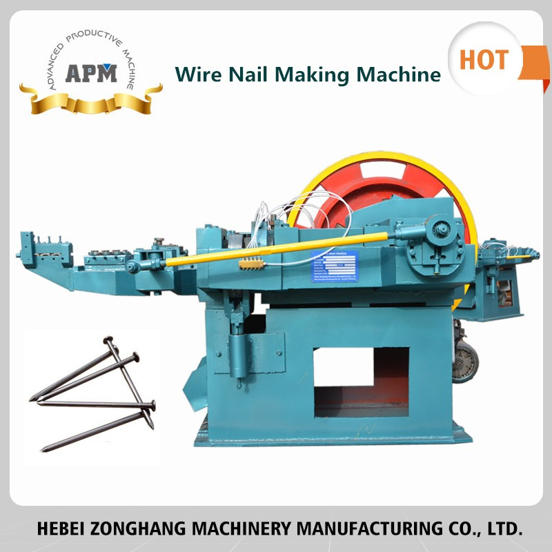 Home business z94-4c nail making machine suggest by Jon