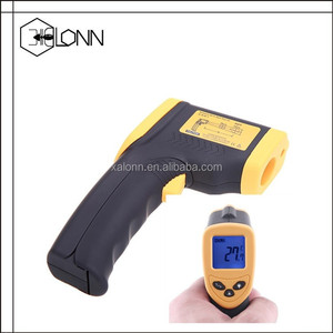 Industrial Usage and Infrared Thermometer Theory Optical Pyrometer
