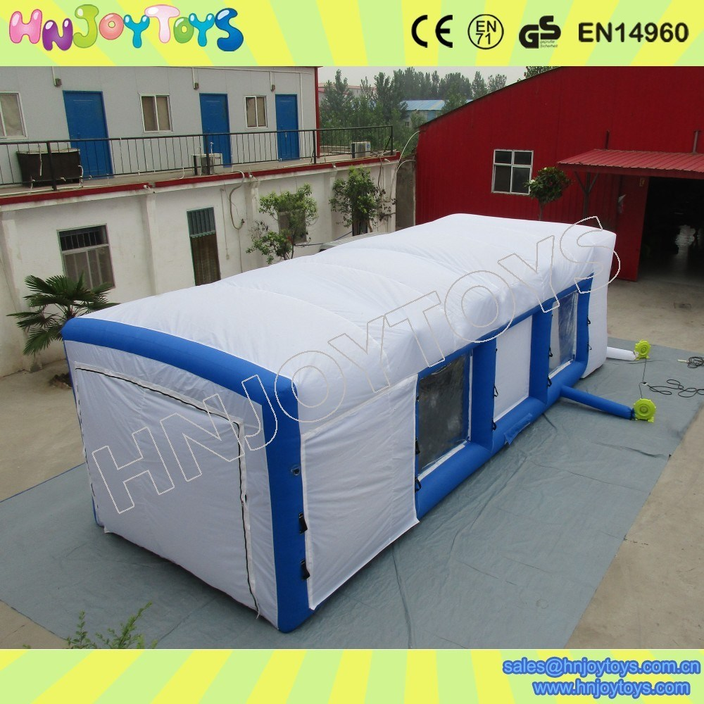 Portable Garages Brands : Popular inflatable car spray portable garage paint booth