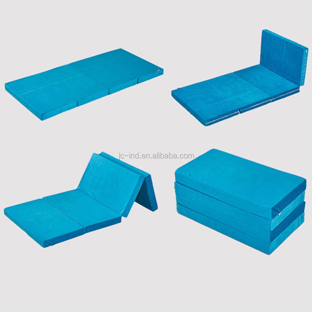 - Memory Foam Fold Mattress,Three Fold Mattress