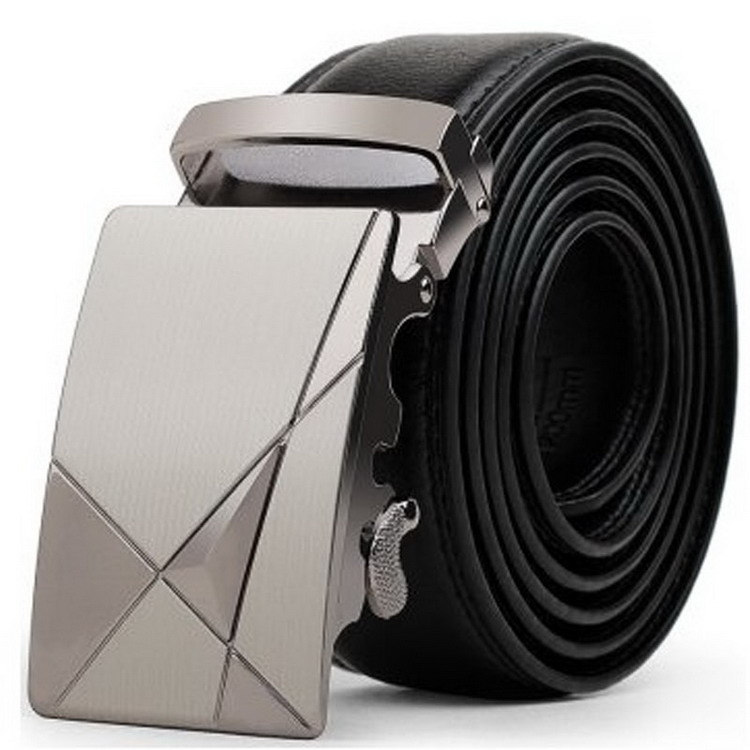 New Fashion formal automatic buckle Men leather <strong>belt</strong>