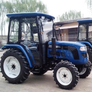 Top exported Cheap FOTON LOVOL 4X4 60hp mini Tractor with parts