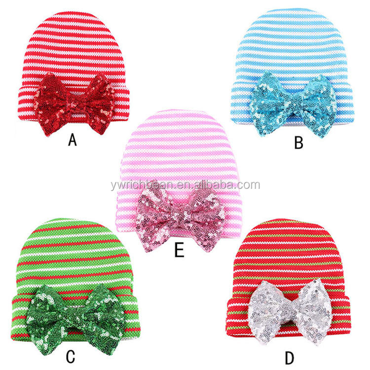 143c71bc6 Cute Caps Baby Christmas Hat Beanies For Girls & Boys Crochet Beanie Baby  Hats Beanie Baby Girl Candy Color Children Hat Fh-125 - Buy Crochet Baby ...