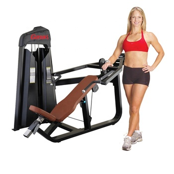 china gym equipment wholesale commercial seated shoulder raise presss machine
