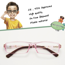 Top Selling Colorful Design Kids optical reading glasses
