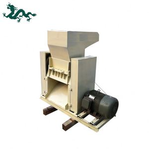 Recycle Textile Waste Cotton Rags Cutting Machine