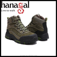 Oliver green leather hiking boots wholesale 2015