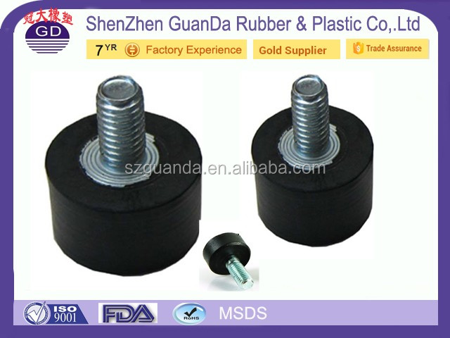 China Supplier Self-adhesive Rubber Bumpons Adhesive Sticky Backed ...