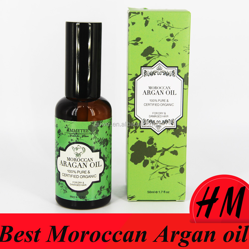 "Pure Natural Skin Care Products ""Liquid Gold"" - Morocco Argan Oil"