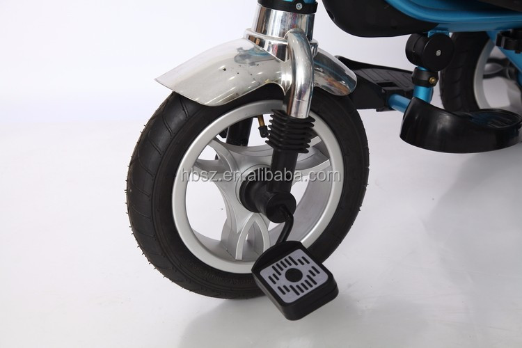 Wholesale baby stroller 3 in 1 smart trike folded baby tricycle for sale in philippines