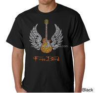 Men's Rock & Roll Freebird 'Lyric' T-shirt