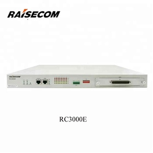 RC3000E Digital Analog Voice Converter E1 Modem Transmission Device