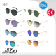 2016 New coming matel RB style women polarized sunglasses with mirror