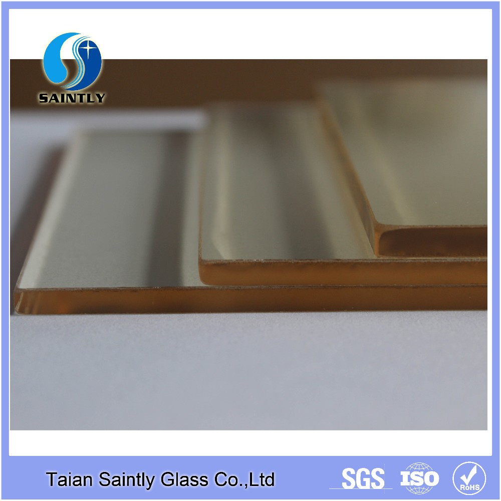 4mm Flat Tempered Heat Resistant Glass Fireplace Doors