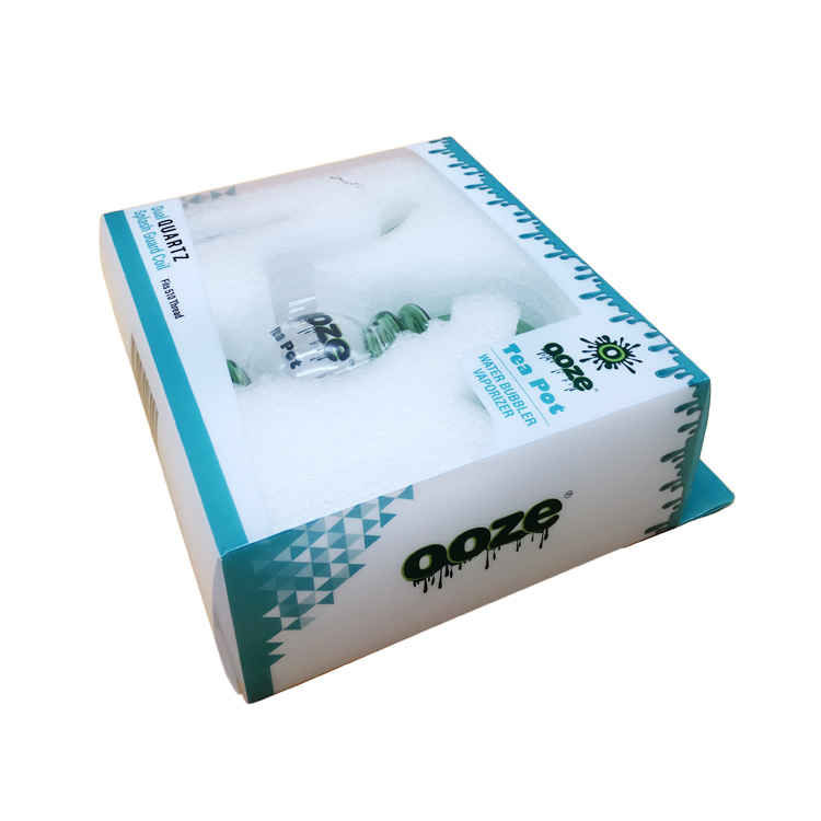 Low Price Transparent Plastic Box Clear PVC Folding Packaging Box