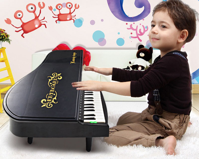 Educational Gifts For 6 Year Olds: Small Children Electronic Organ Toys Baby Infant