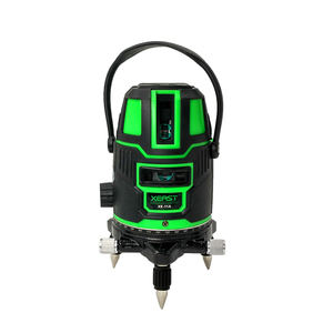 XEAST XE-11A 4V1h Green laser level rotary cross line laser level 360 Degrees Self Leveling