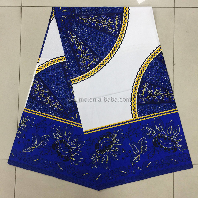 Super Real Wax Retail Quality Guaranteed African Block Hollandais Dutch Wax Prints Super Batik Print Java Fabric Dress 325