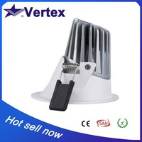CE ROHS New and special design dimmable led round wall washer