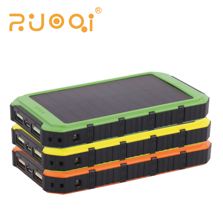 Wholesale Portable solar charger power bank for wallet