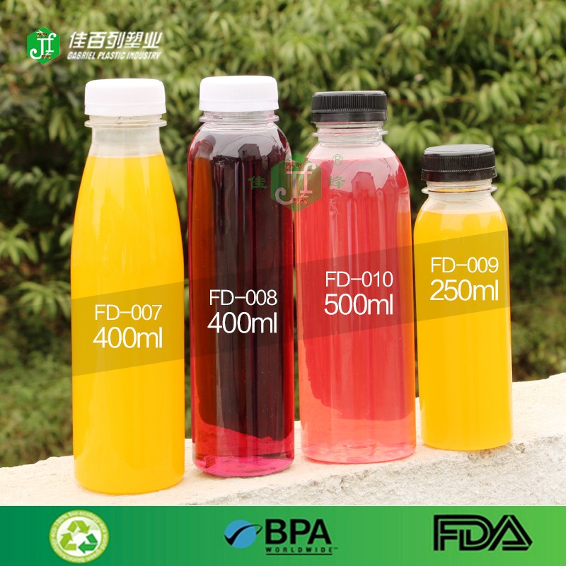 Factory price tamper evident cap Plastic bottle 500ml mineral water bottle