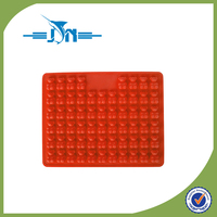 Hot selling shaped silicone cake molds with CE certificate
