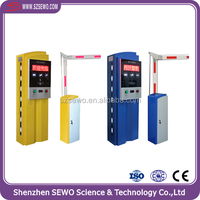RFID Card Exit-payment Smart Car Parking System with 13-year factory experience
