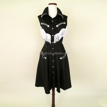 Ladies Western Dress Designs Cowgirl