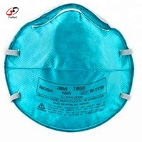 NIOSH N95 industrial working dust mask/safety face respirator