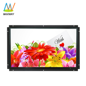 19 Inch Open Frame Flush Mount Highbrightness 1000 cd m Monitor Lcd