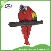 High Quality Parrot Figurine Resin Parrot Parrot Figure