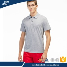 2017 Guangzhou Meidaili Clothing New Model Summer 200g 95% Cotton 5% Spandex Short Sleeve Men Polo t-shirt