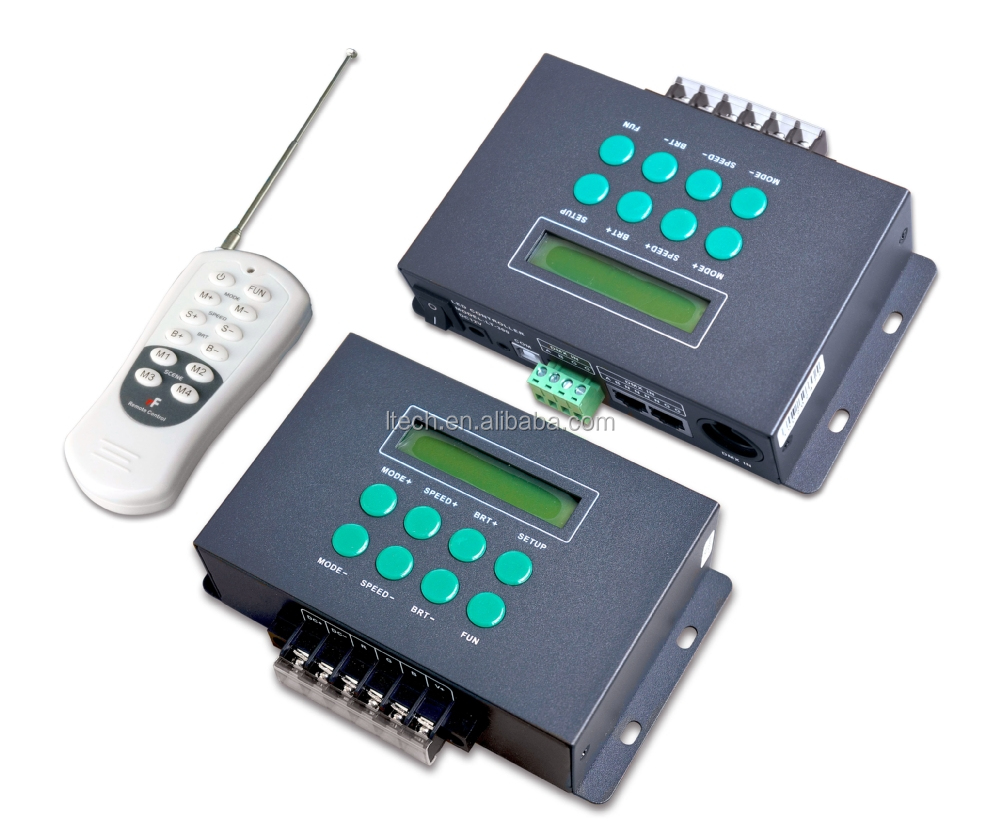 China Supplier 4 Channels Dali Master Controller With Addressable ...
