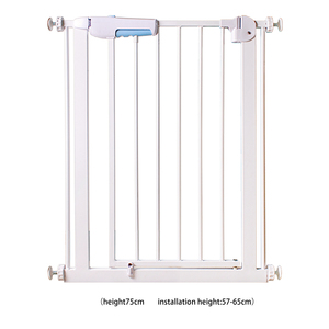 Magic Gate Portable Folding Safe Guard Install Anywhere,Animals Favorite Pet Retractable Safety Gate