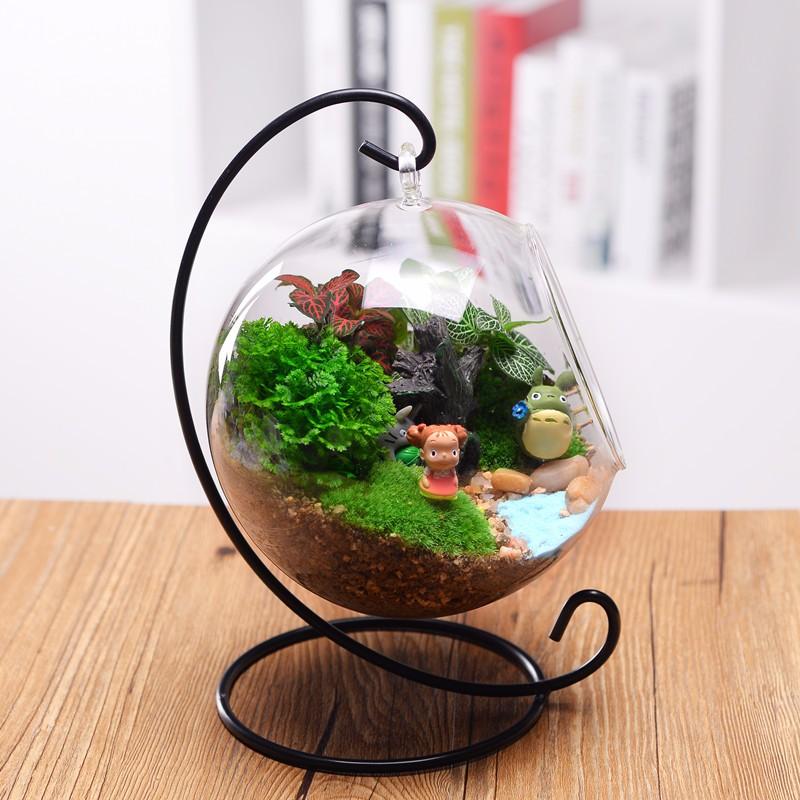 Handmade cheap price hanging glass terrarium fish bowls for Fish bowls in bulk