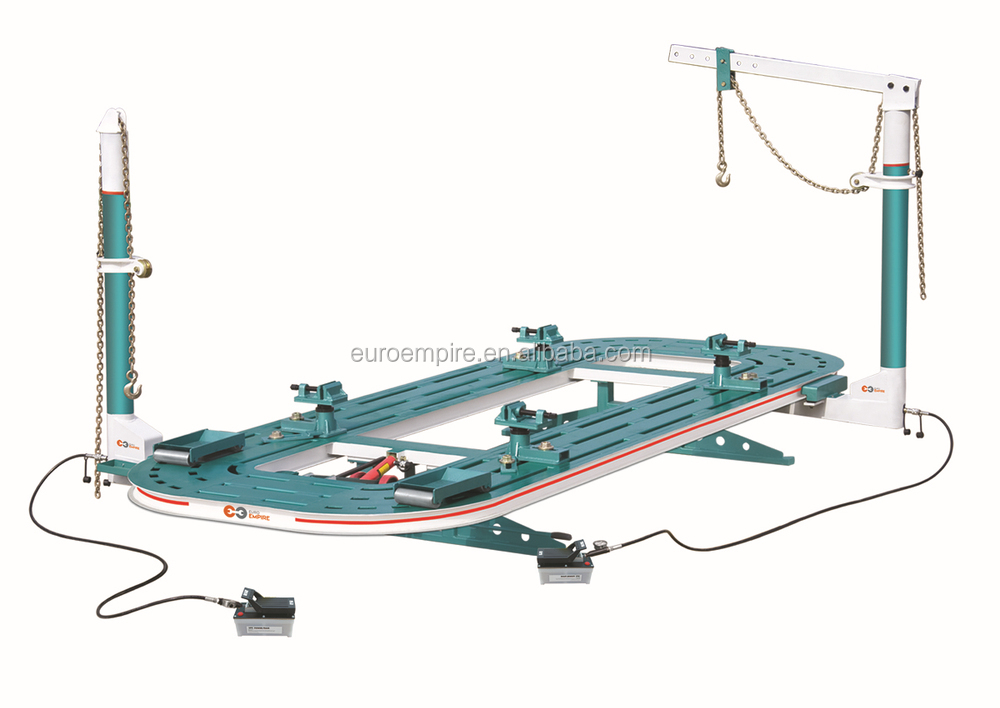 CE approved chassis straightening machine /car bench / used auto ...