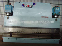 1000T/6000 CNC hydraulic press brake iron bending machine