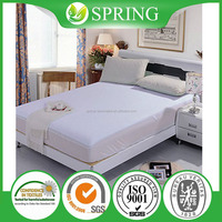 Wholesale Cheap hospital bedbugs control mattress protector anti-allergy against sweaty,dust mites Breathable vinyl Free