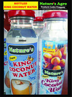 NATURAL COCONUT WATER