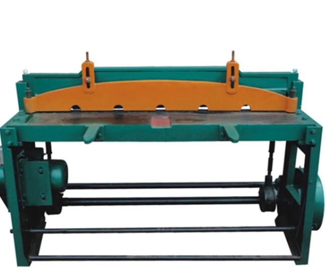 1mm thickness 1 meter width 2 mters length metal sheet Electric Shearing <strong>Machine</strong>