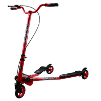 2017 China Scooters For Adults Big Wheels Foldable With 3wheel Low Price Scooter