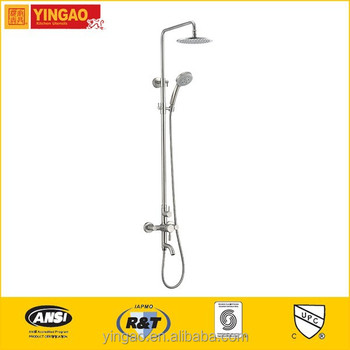 Cheap Price Modern Design Pull Down Freestanding Bathroom Bathtub Faucet