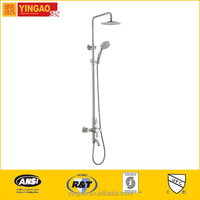 LY07S Modern design steam showers pull down bathroom faucet