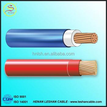 Ul Zugelassen Low Voltagesolid Leiter Thhn/thwn Kabel Multi-strang ...
